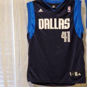 Dallas Mavericks Nowitzki Jersey